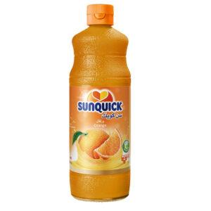 شربت پرتقال سن کویک